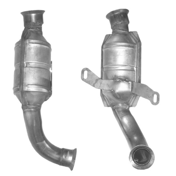 Catalyseur PEUGEOT 206 1.4