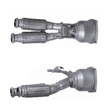 Catalyseur PEUGEOT 407 2.7