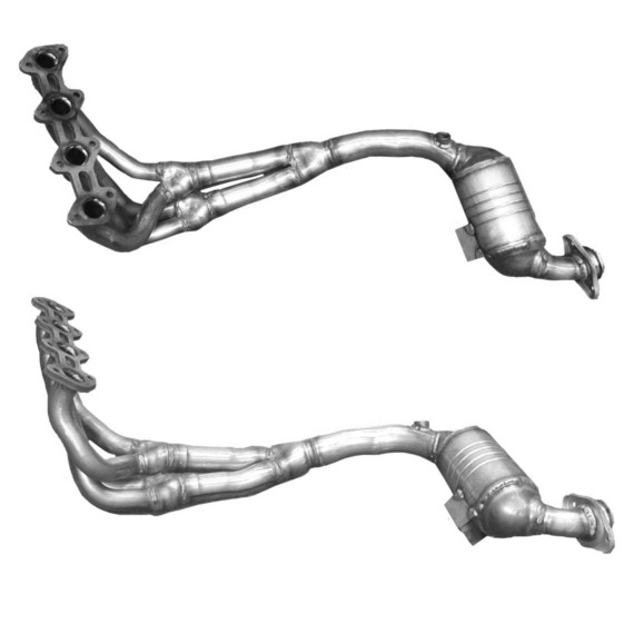 Catalyseur MERCEDES A140 1.4