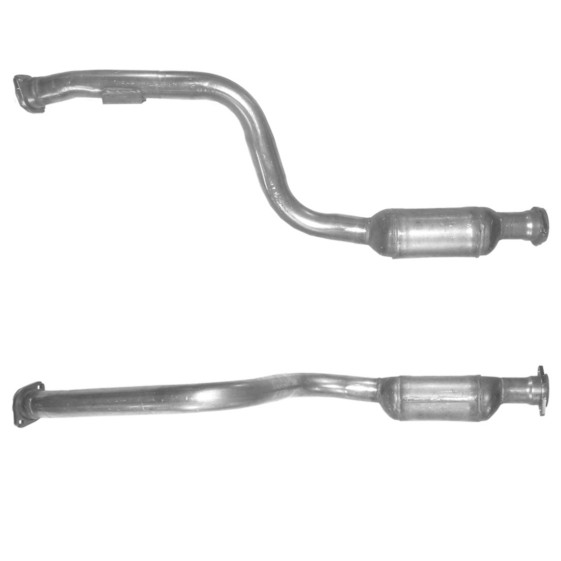 Catalyseur MERCEDES C43 4.3