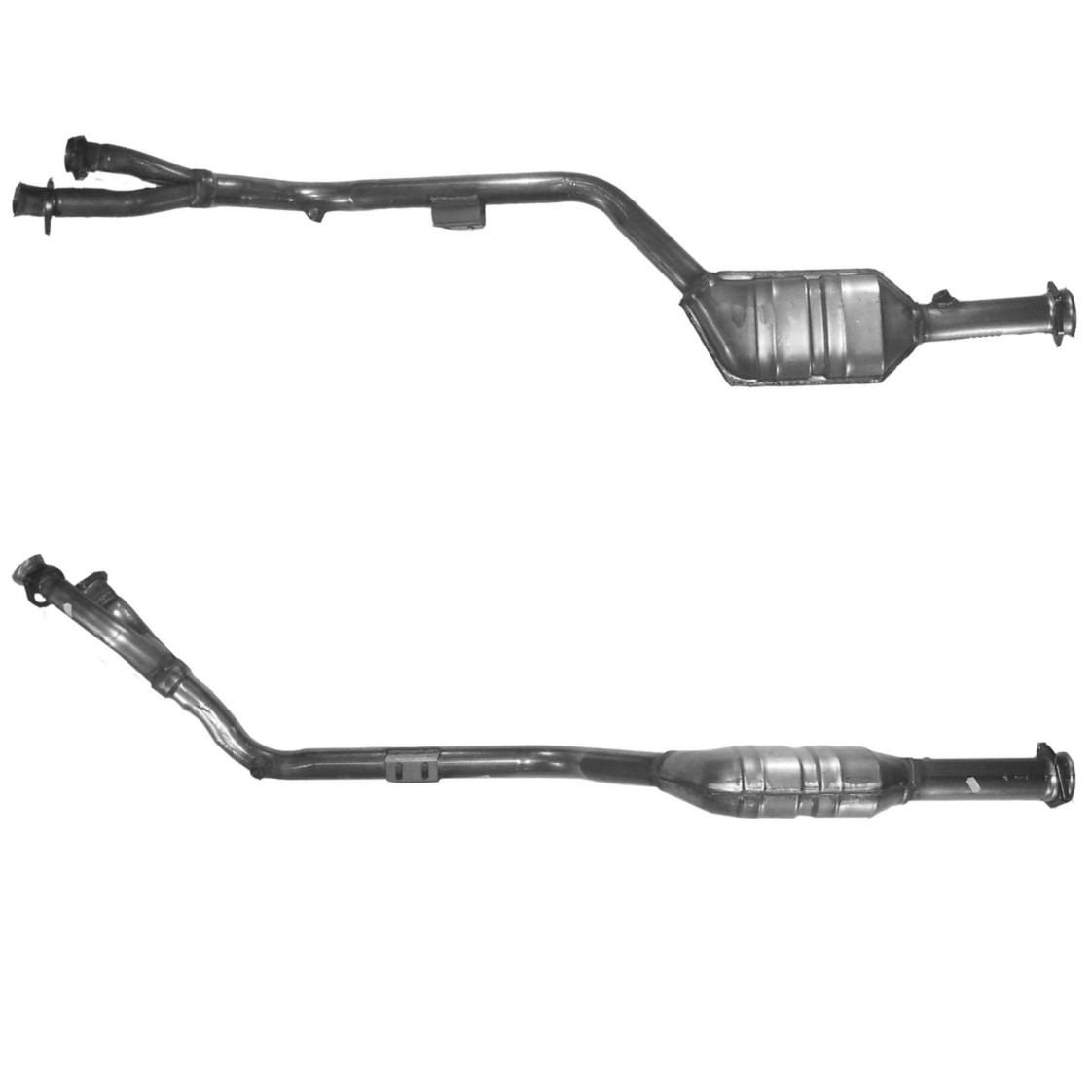 Catalyseur MERCEDES CLK230K 2.3