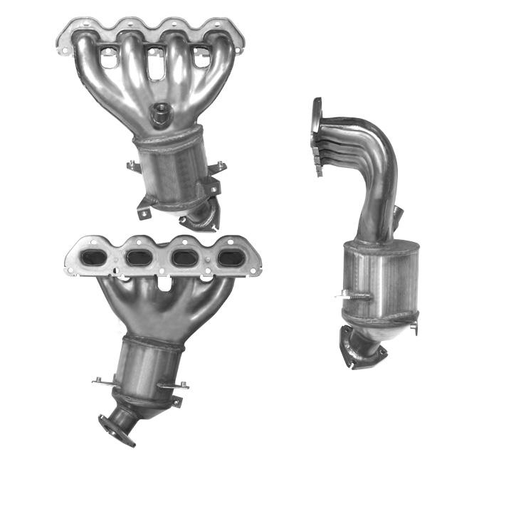 E0255 Catalyseur pour VECTRA B 2.0 16v Boite manuelle